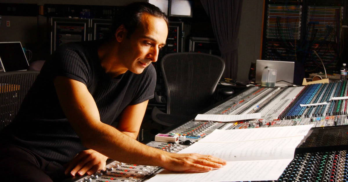Composer Alexandre Desplat on writing 'Harry Potter' film music