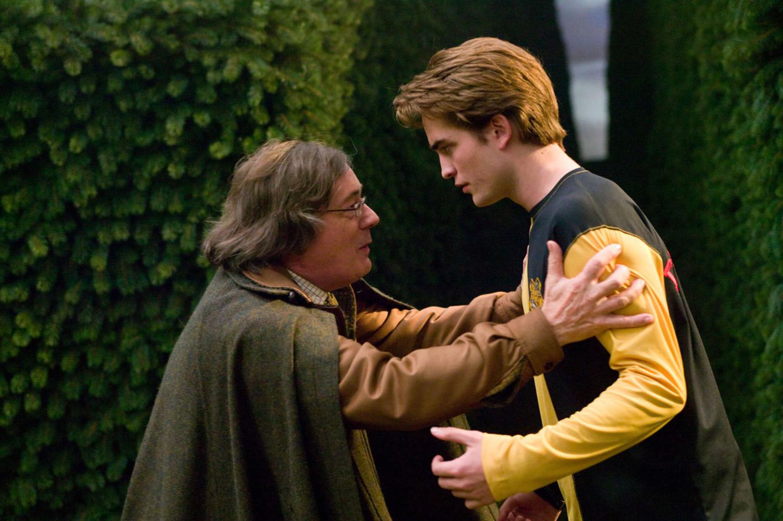 Amos and Cedric Diggory