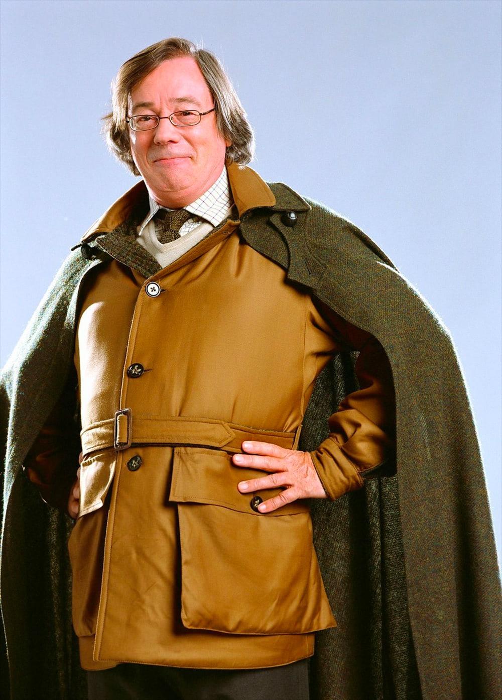 Portrait of Amos Diggory
