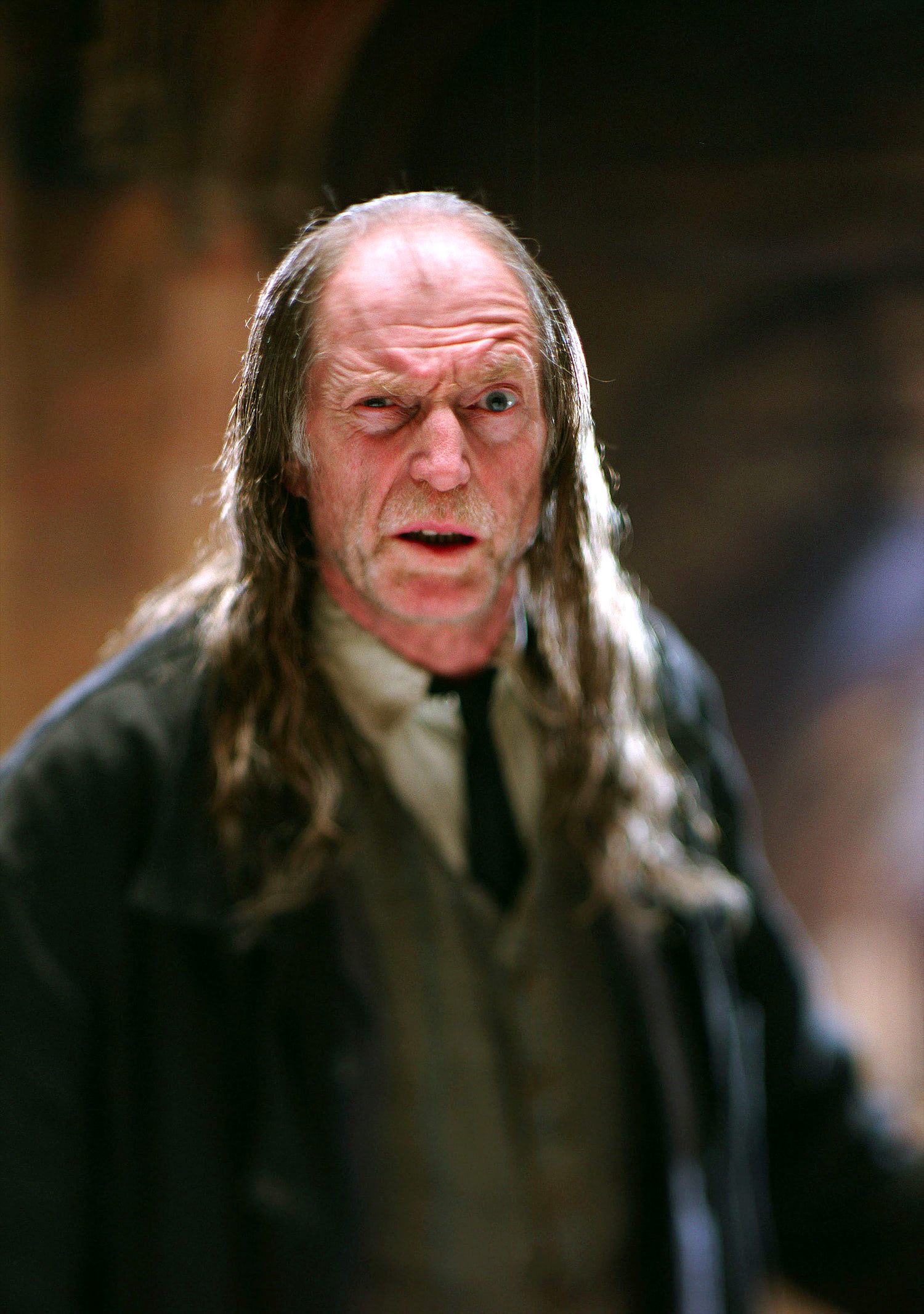 Portrait of Argus Filch