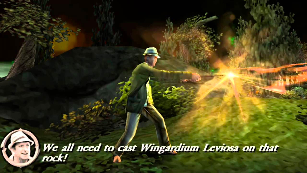 Arthur Weasley (Goblet of Fire video game)