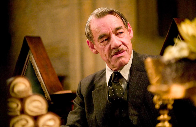 Barty Crouch at Hogwarts