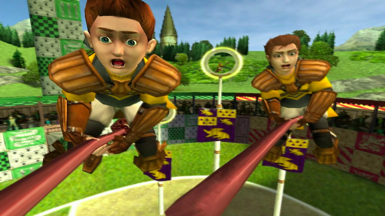 Beaters (Quidditch World Cup video game)