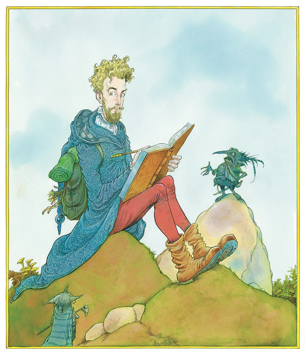 Beedle the Bard (Chris Riddell)
