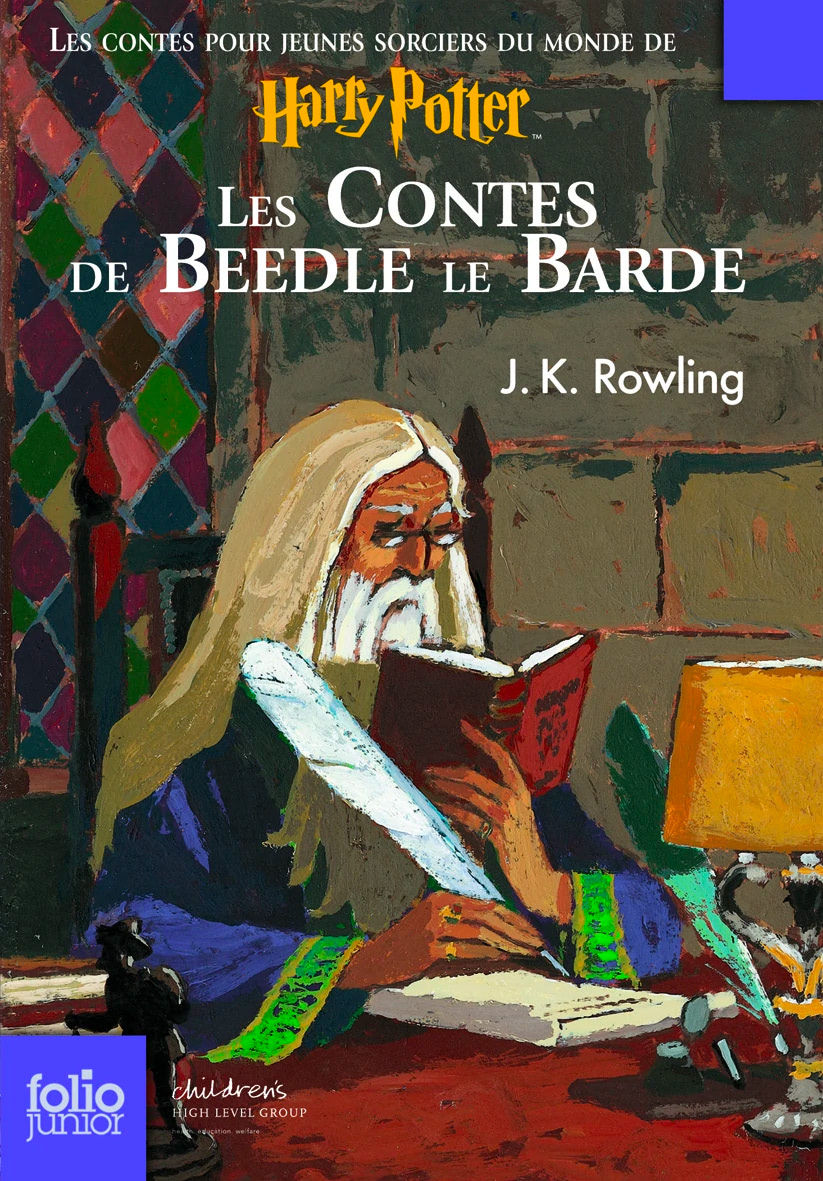 'Beedle the Bard' French edition