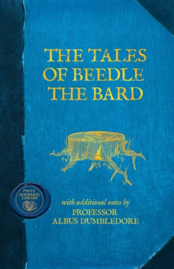'Beedle the Bard' Hogwarts Library edition (UK)