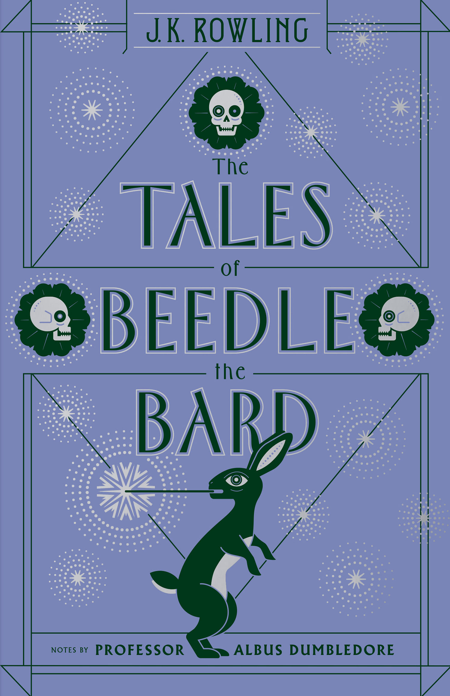 'Beedle the Bard' Hogwarts Library edition (US)