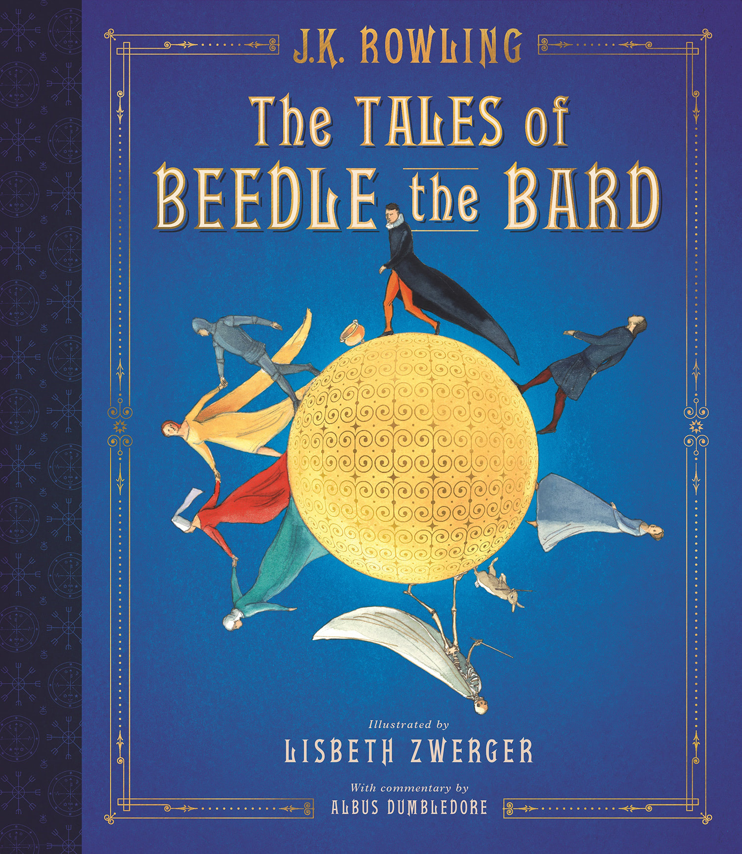 'Beedle the Bard' illustrated edition (Lisbeth Zwerger cover)