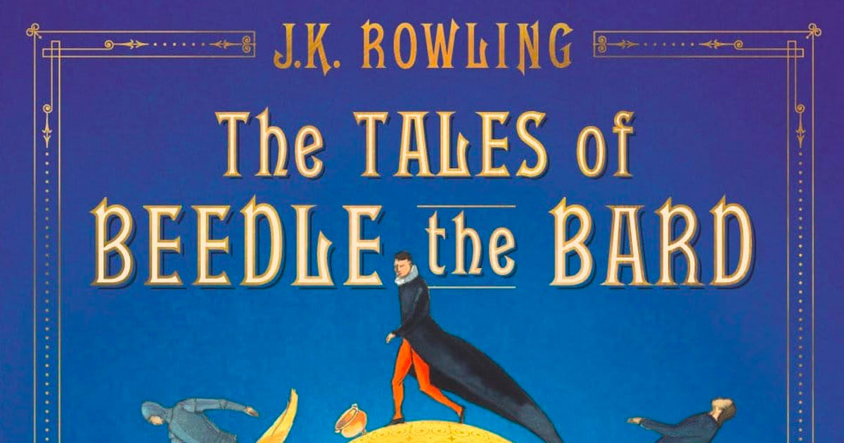 Scholastic to publish 'The Tales of Beedle the Bard' illustrated edition