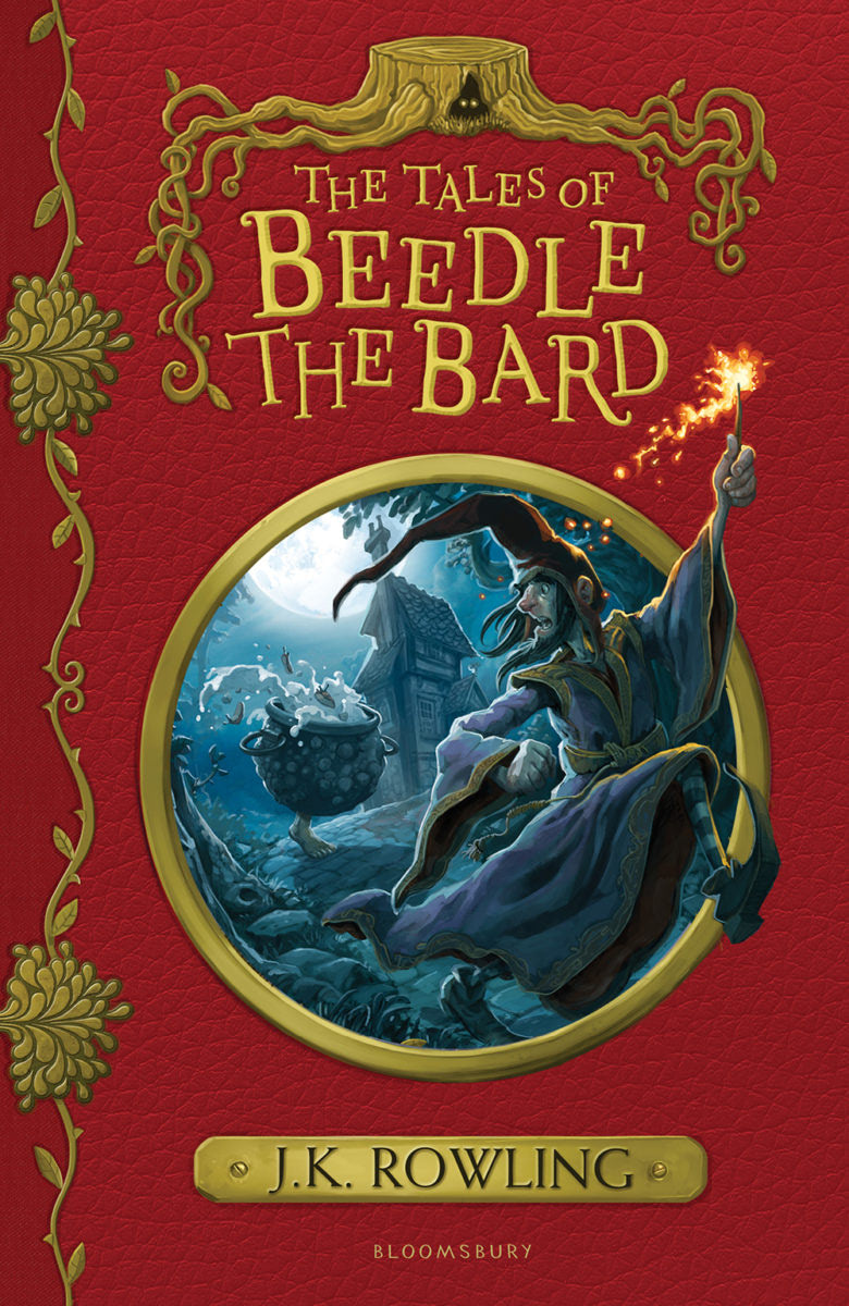 'Beedle the Bard' (Jonny Duddle cover)