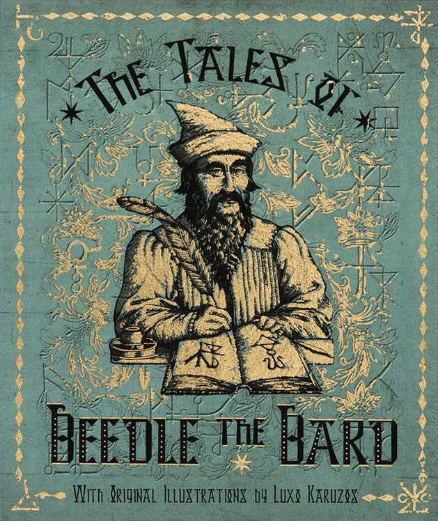 'Beedle the Bard' movie prop