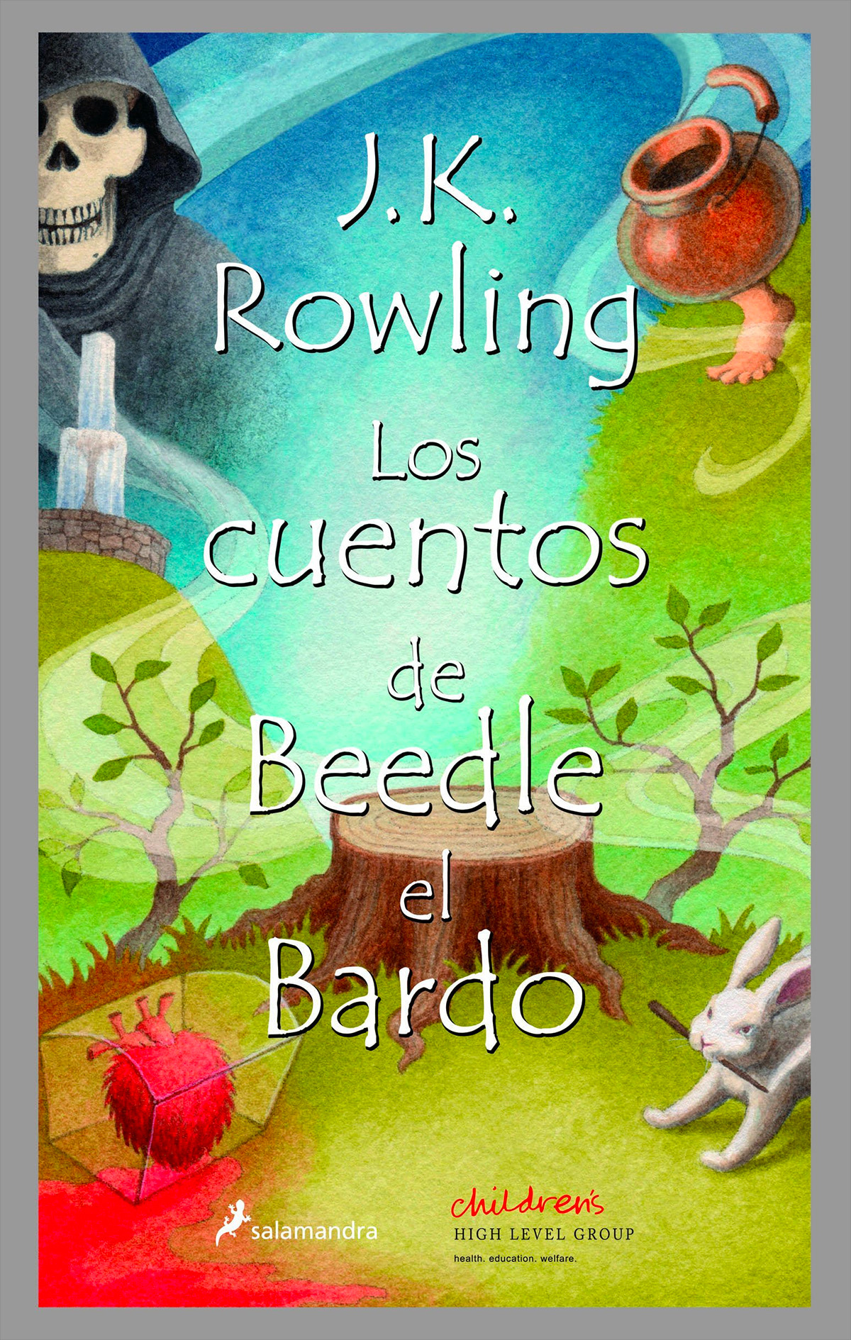 'Beedle the Bard' Spanish edition