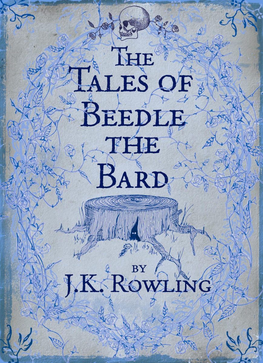 'Beedle the Bard' UK edition