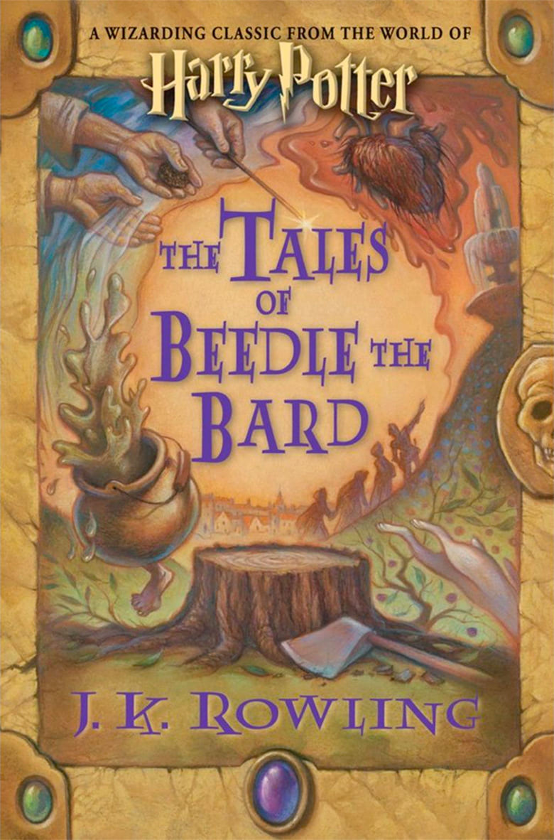 'Beedle the Bard' US edition