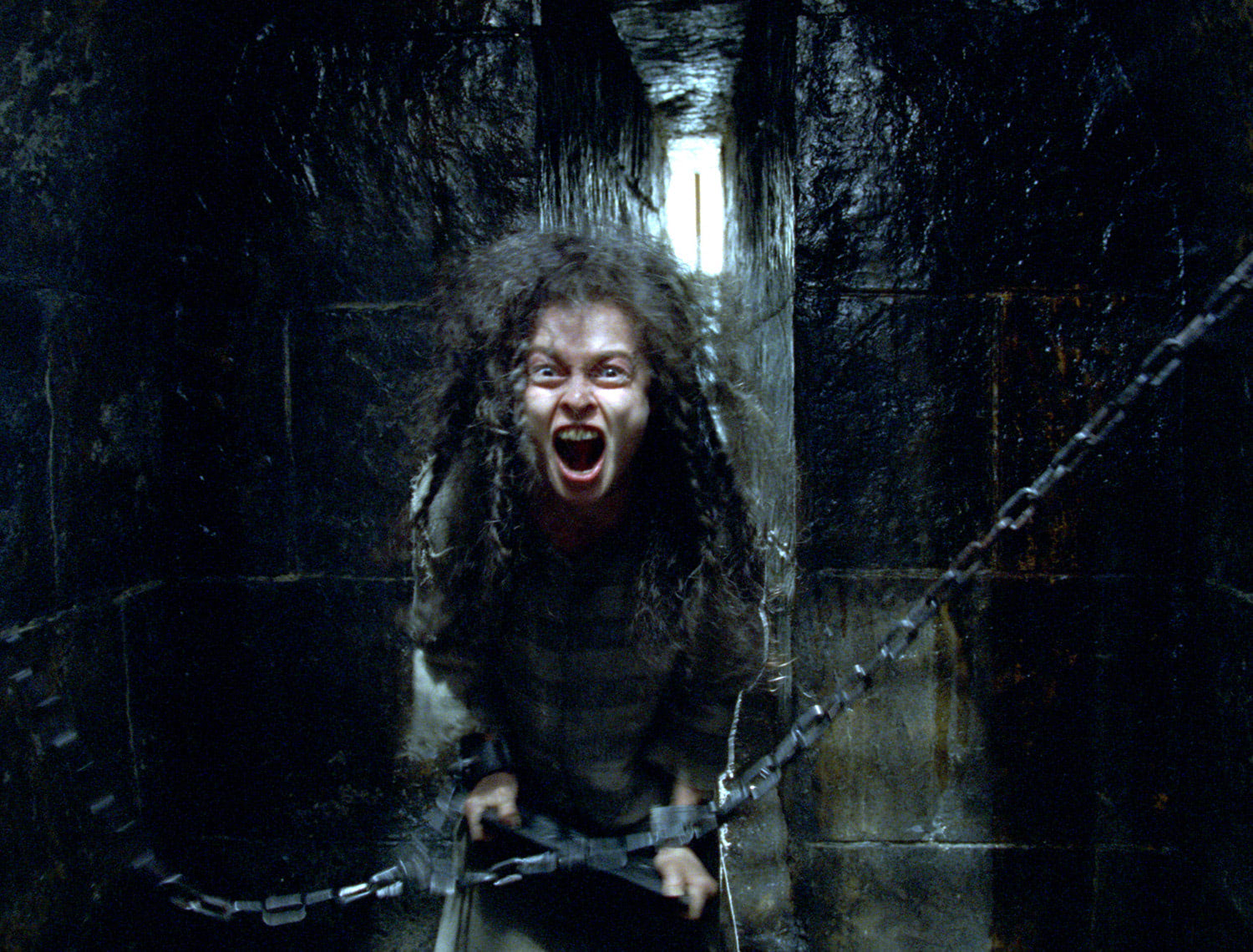 Bellatrix in Azkaban