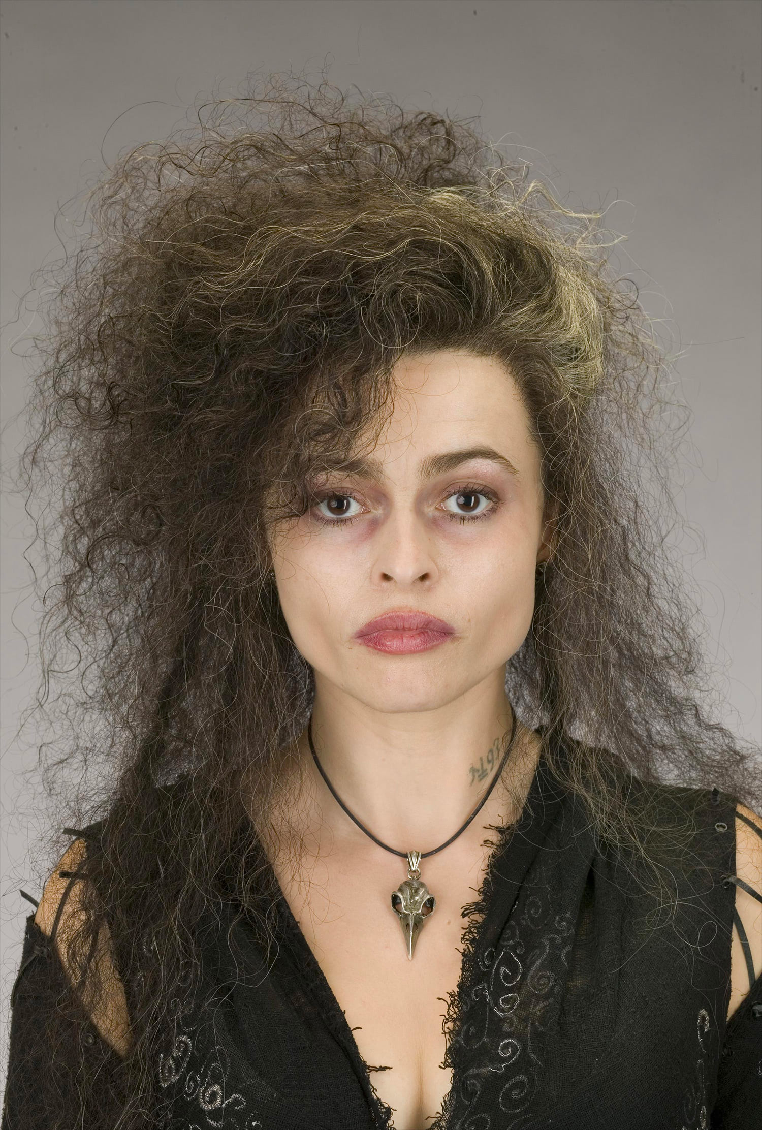 Portrait of Bellatrix Lestrange