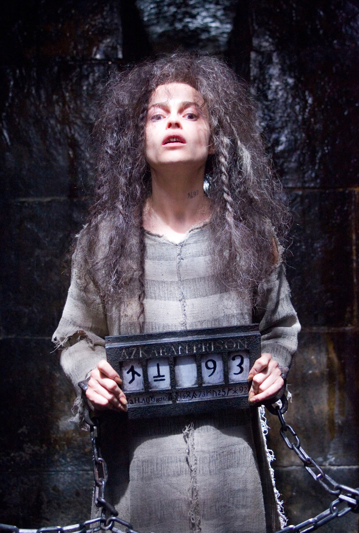 Bellatrix Lestrange in Azkaban