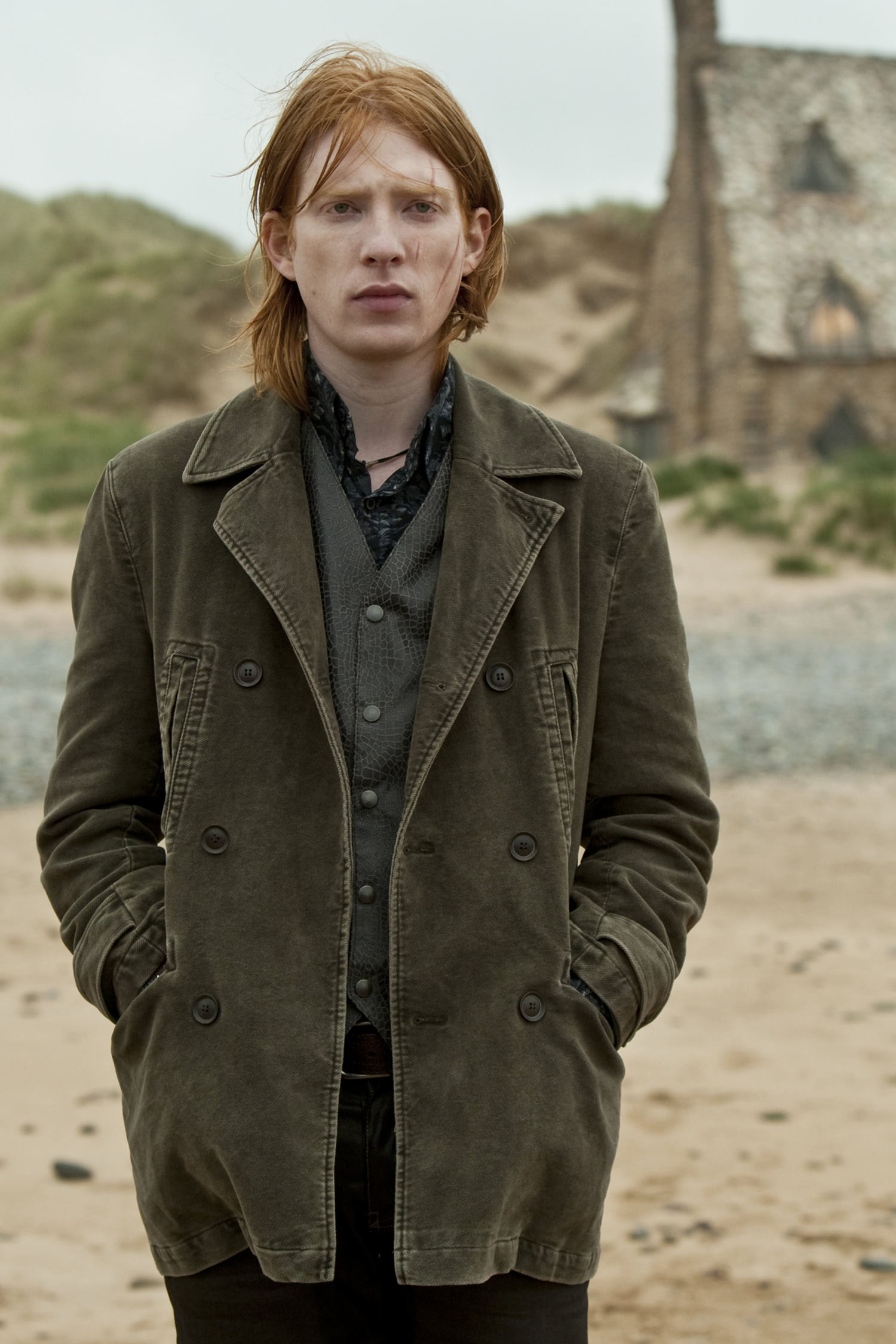 Bill Weasley at Shell Cottage