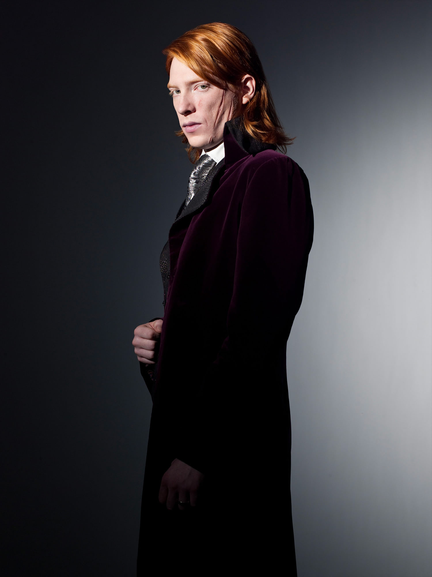 Bill Weasley wedding portrait
