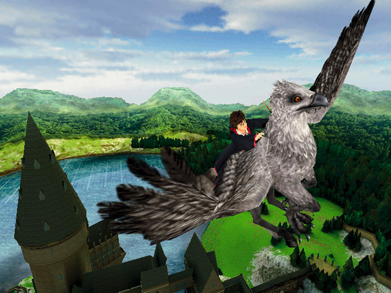 Buckbeak (Prisoner of Azkaban video game)