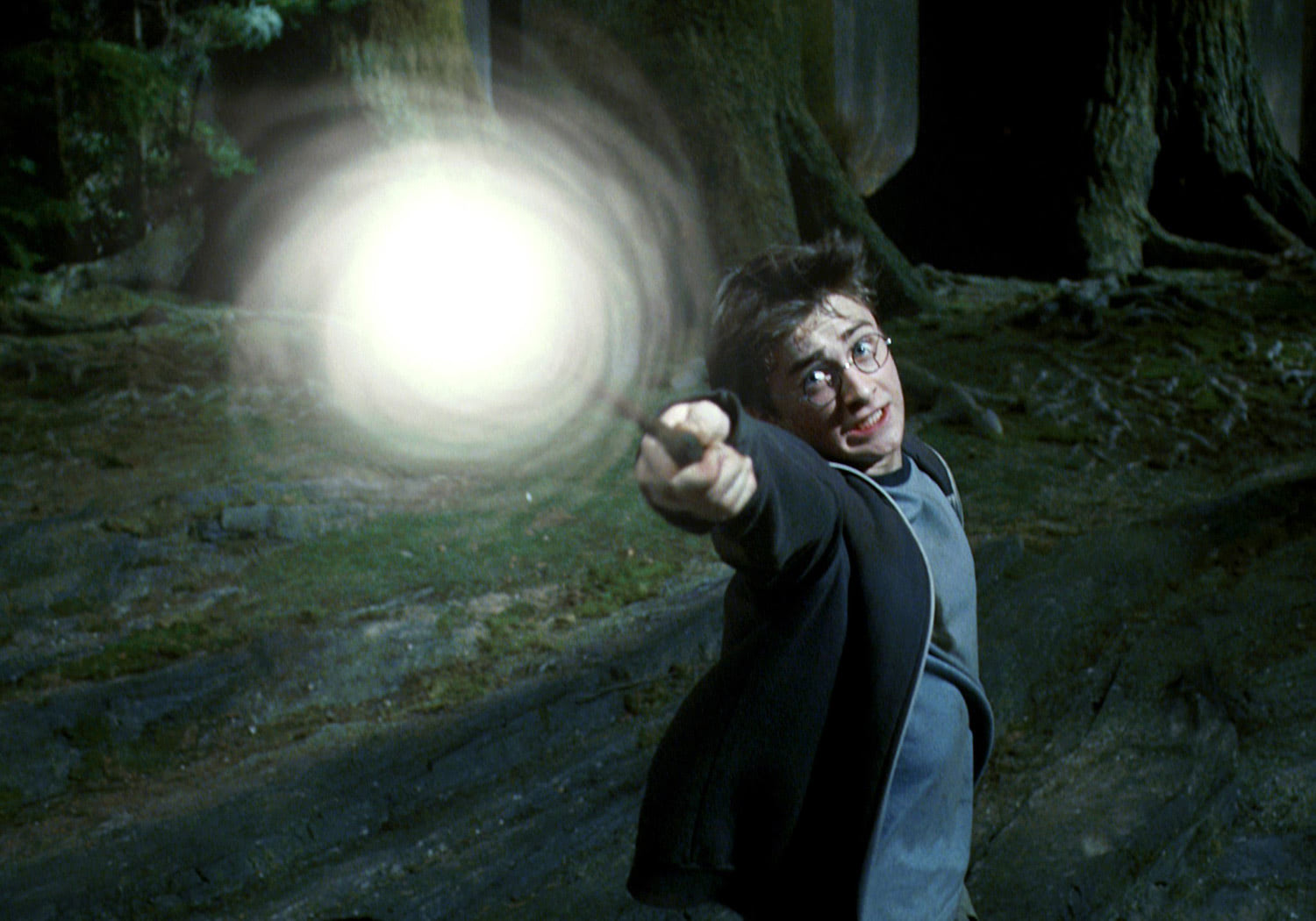 Casting the Patronus