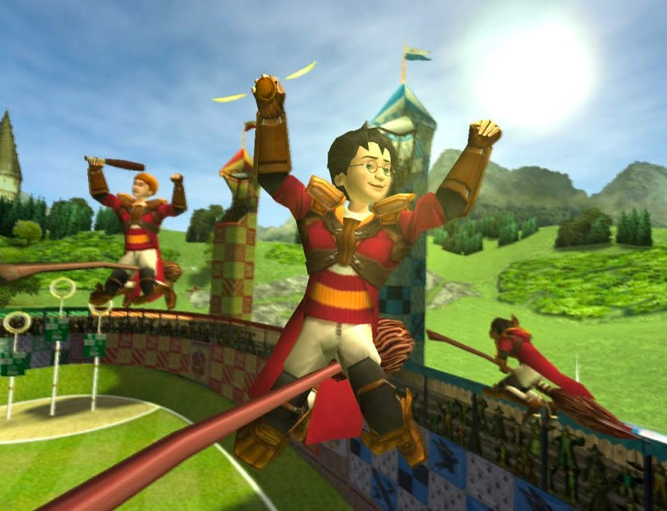 Catching the Snitch (Quidditch World Cup video game)