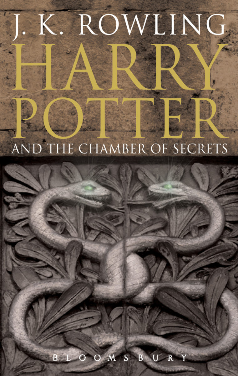 'Chamber of Secrets' adult edition