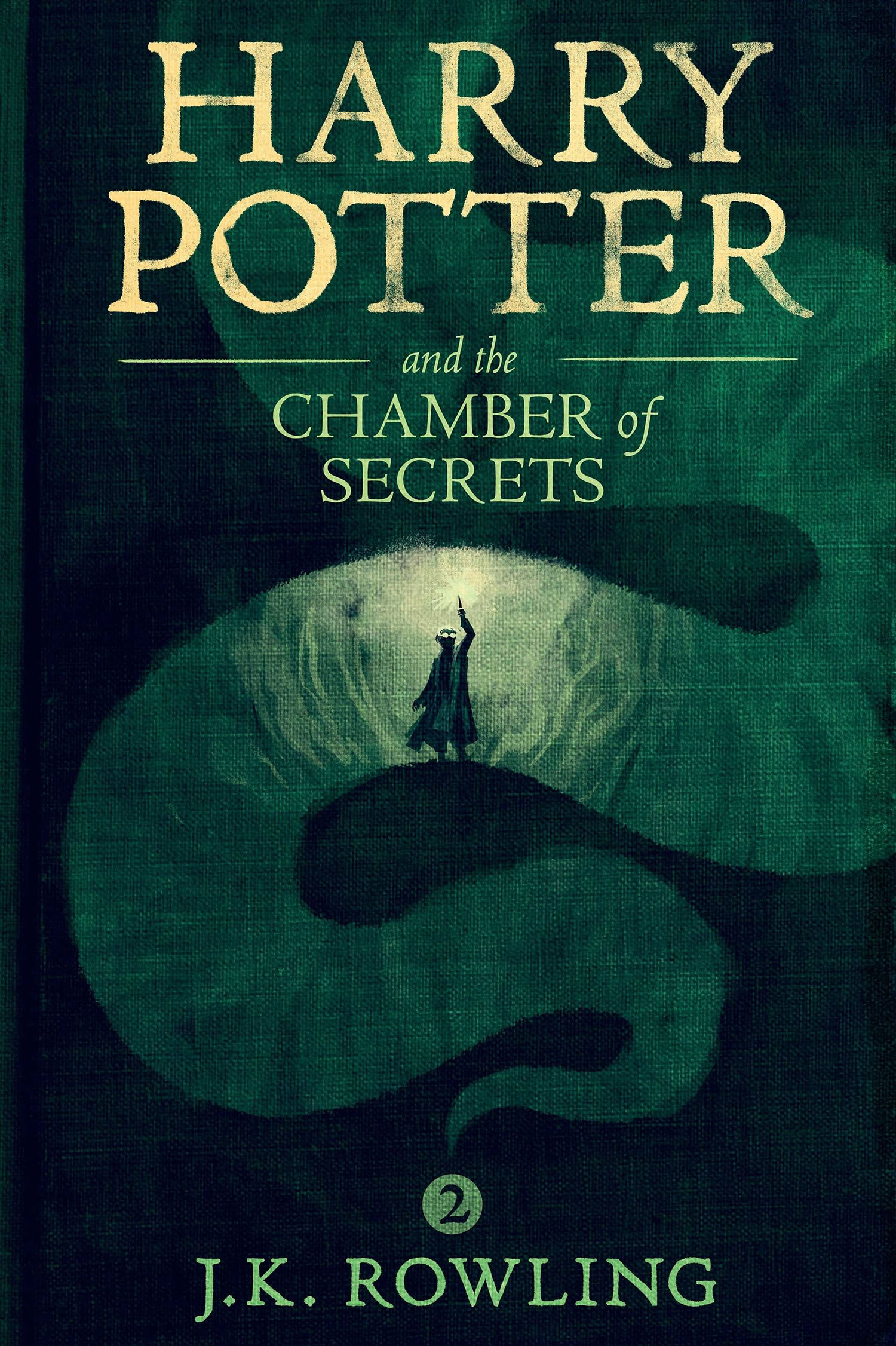 'Chamber of Secrets' eBook (2016)
