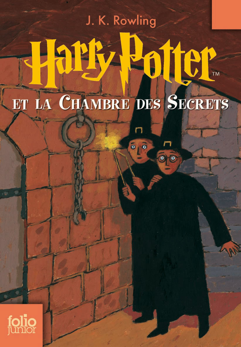 'Chamber of Secrets' French edition