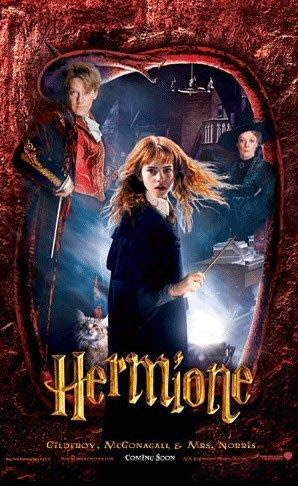 'Chamber of Secrets' Hermione poster #2