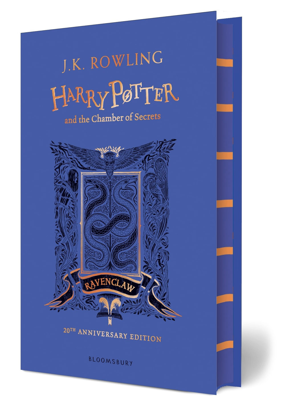 'Chamber of Secrets' house edition (Ravenclaw) (hardback)