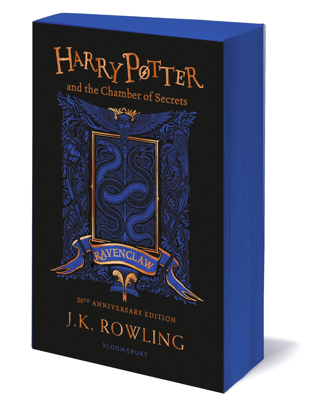 'Chamber of Secrets' house edition (Ravenclaw) (paperback)