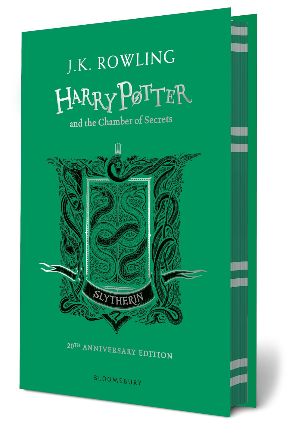 'Chamber of Secrets' house edition (Slytherin) (hardback)