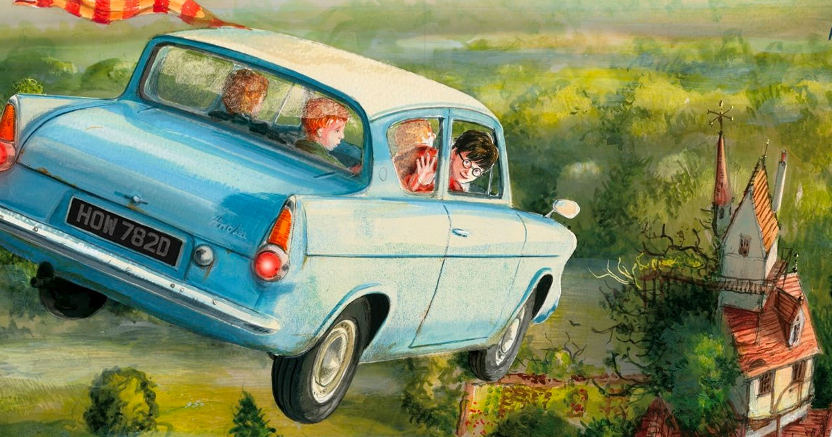 'Chamber of Secrets' illustrated edition cover artwork revealed
