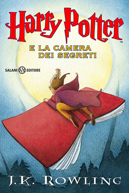 'Chamber of Secrets' Italian edition