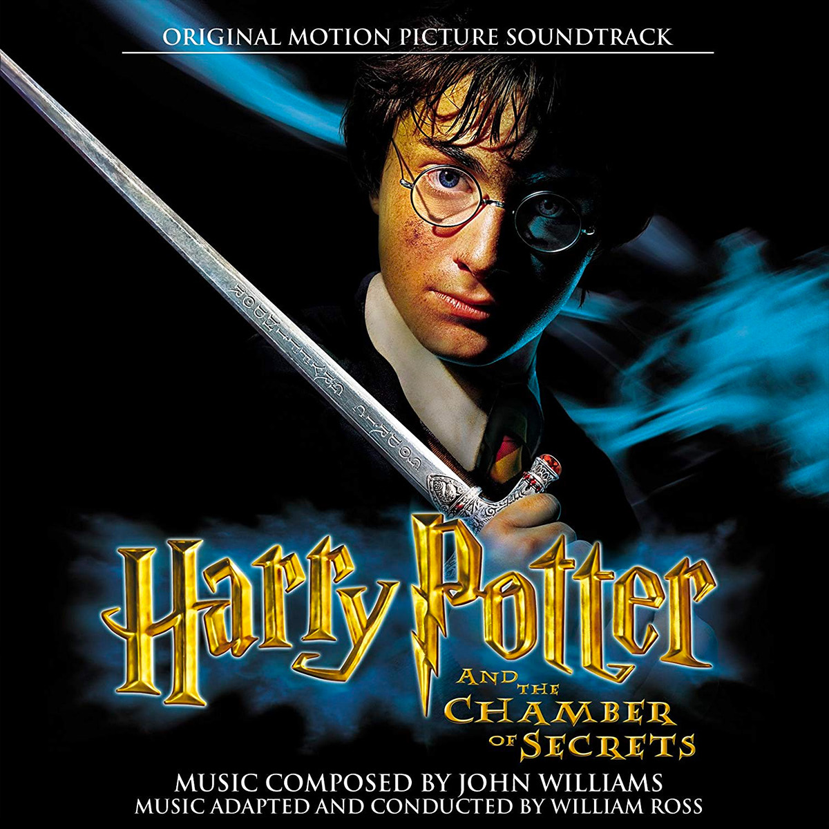 'Chamber of Secrets' soundtrack