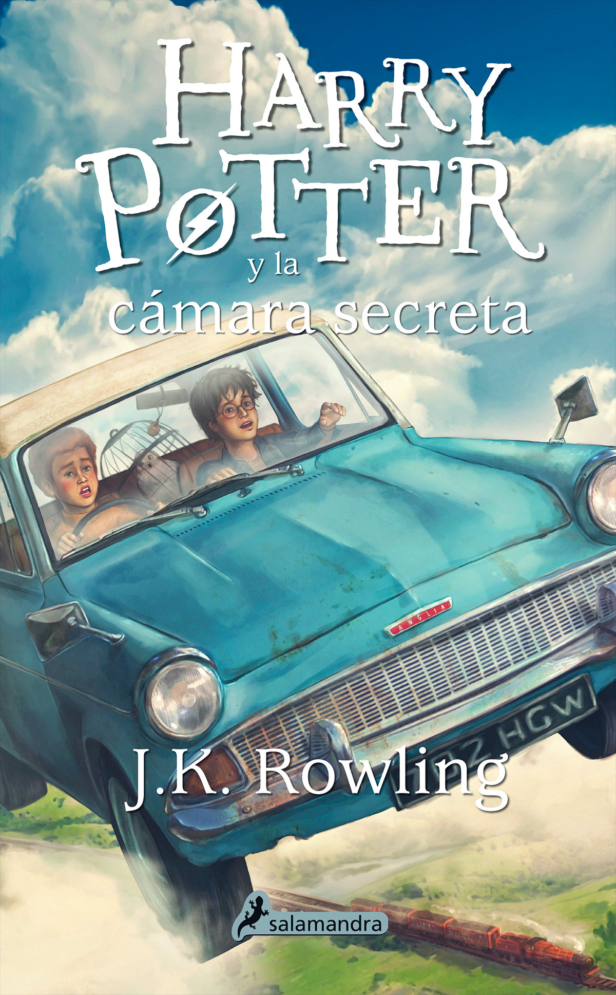 'Chamber of Secrets' Spanish anniversary edition