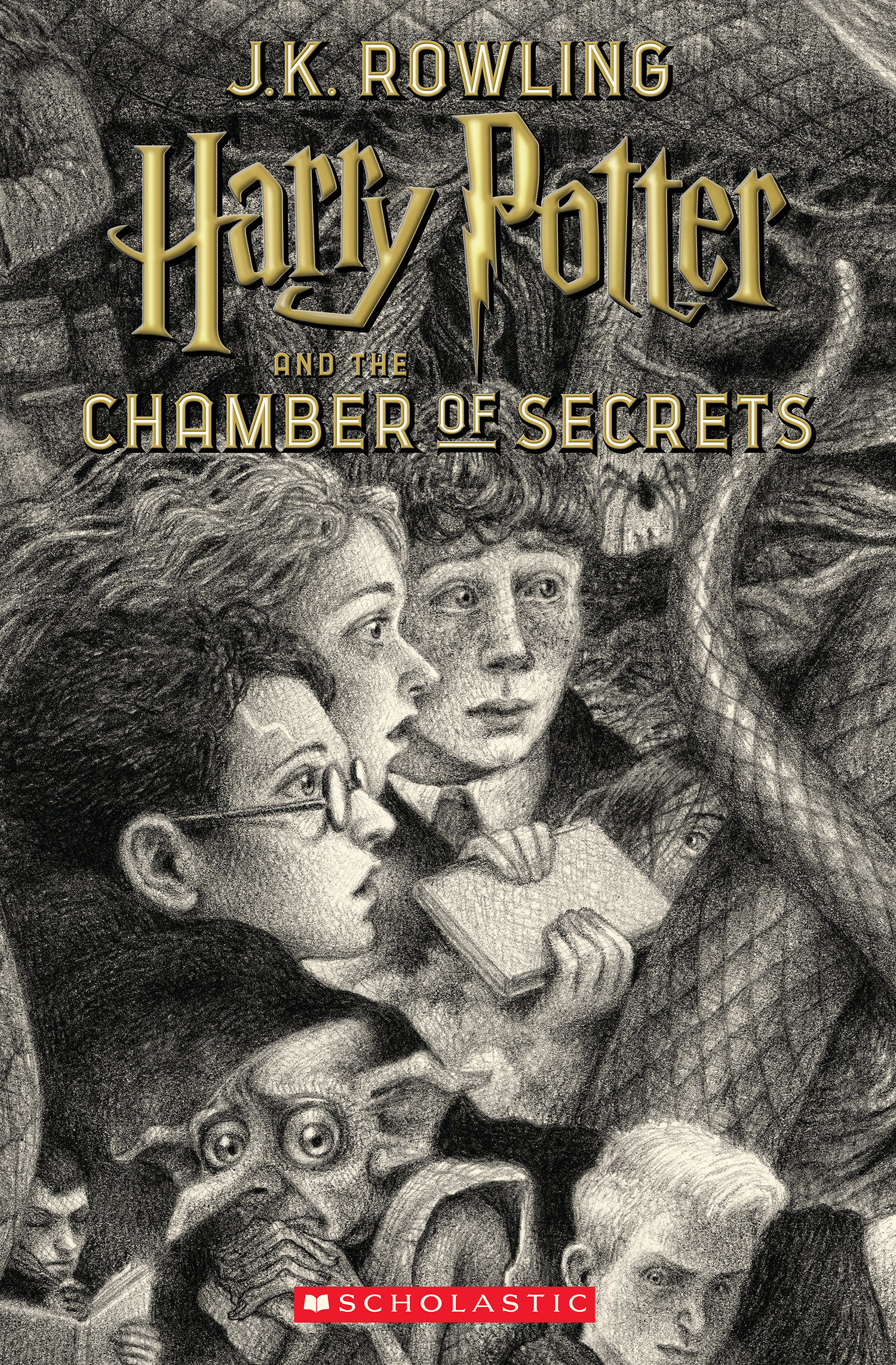 'Chamber of Secrets' US 20th anniversary edition
