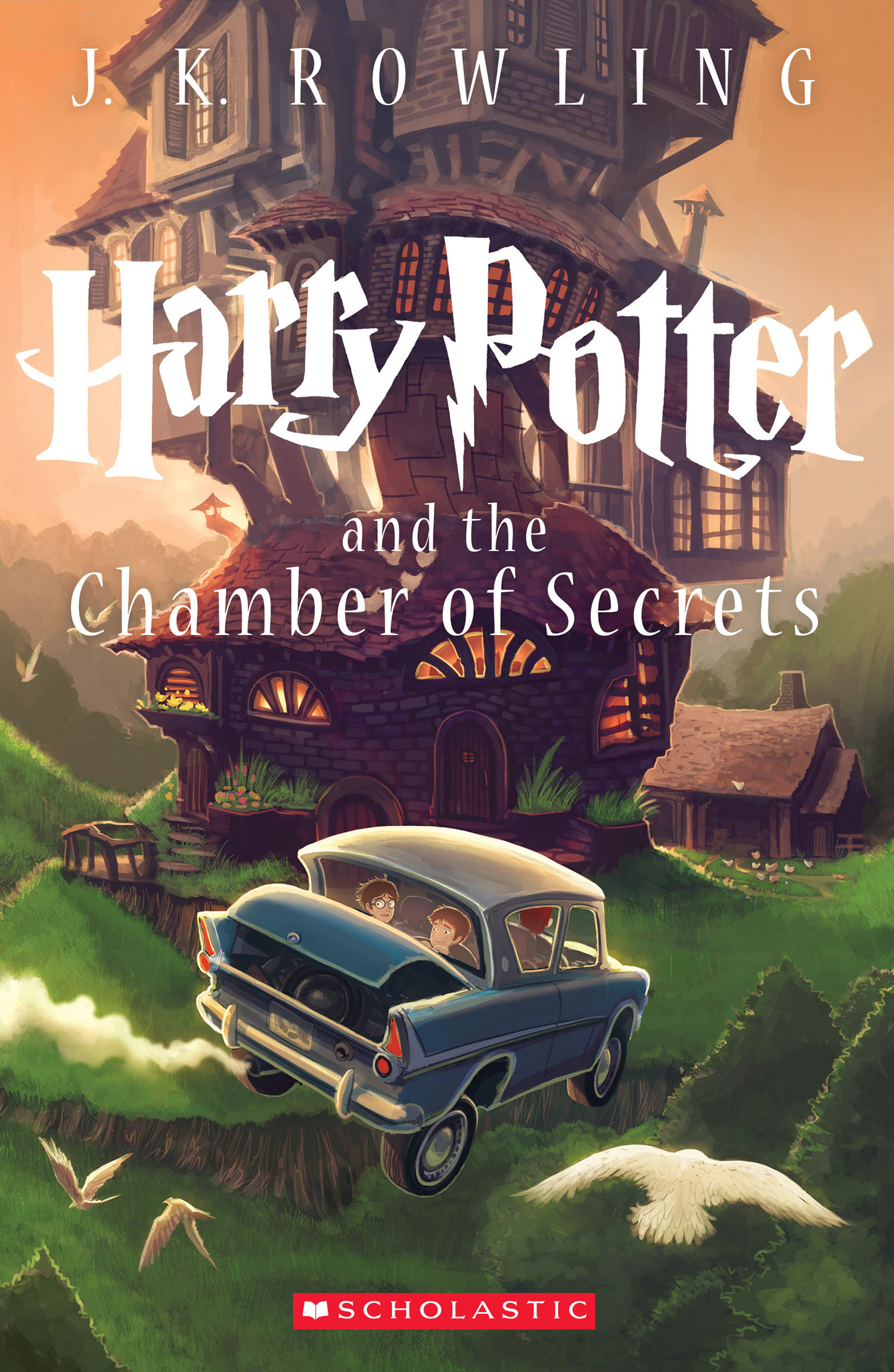 'Chamber of Secrets' US children's edition (2013)