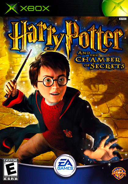 'Chamber of Secrets' video game