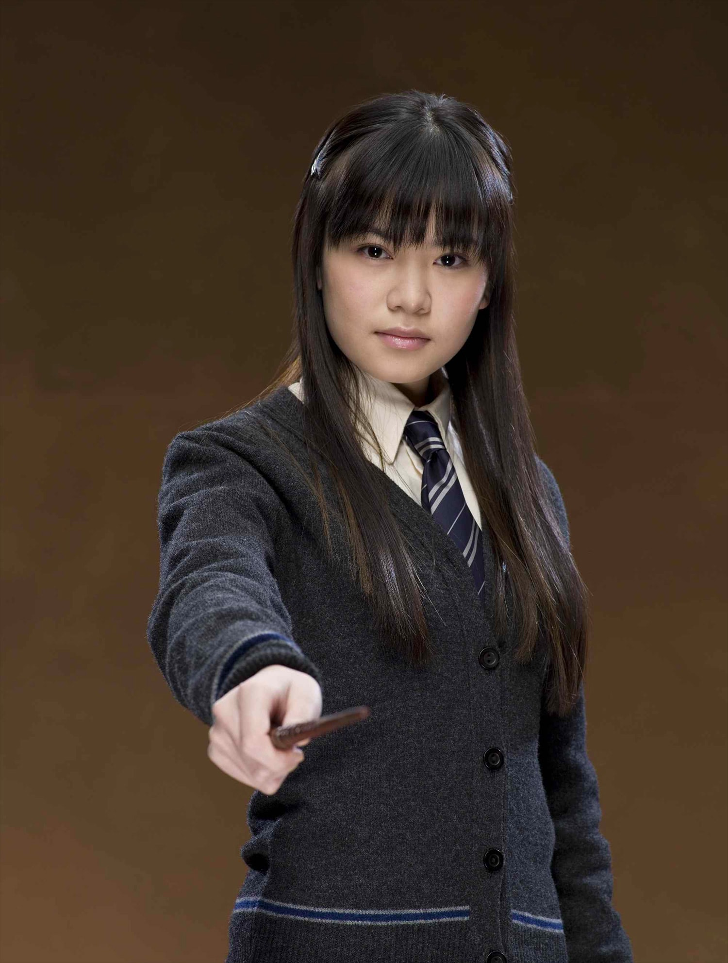 Portrait of Cho Chang