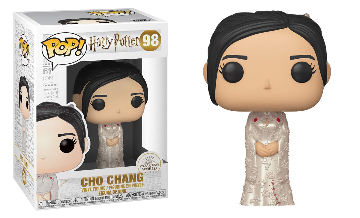 Cho Chang (Yule Ball) Pop! Vinyl