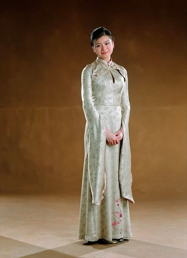 Cho Chang Yule Ball portrait