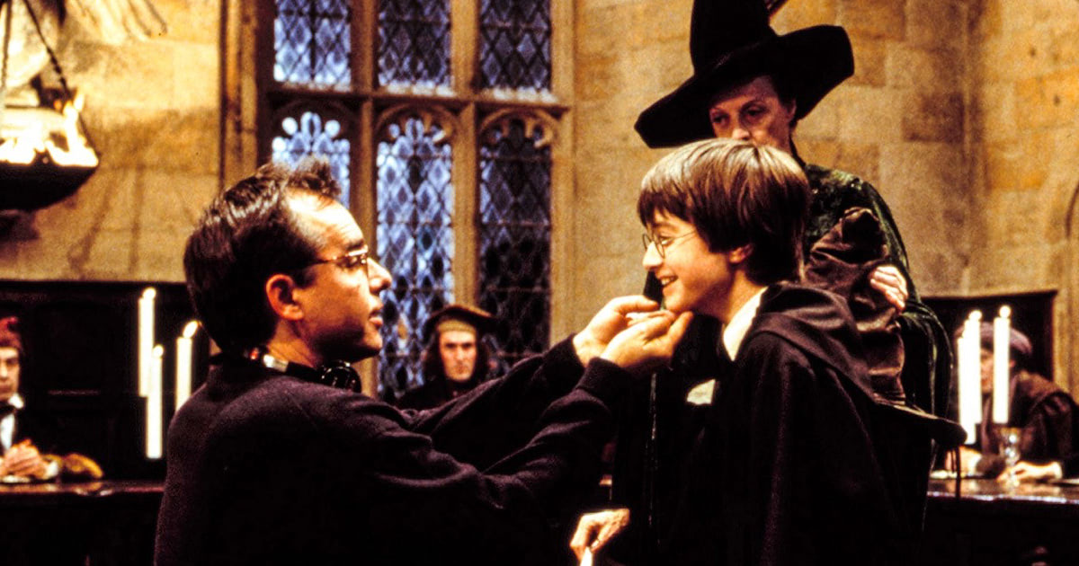 Chris Columbus would like to direct a 'Harry Potter' film set before the 'Deathly Hallows' epilogue