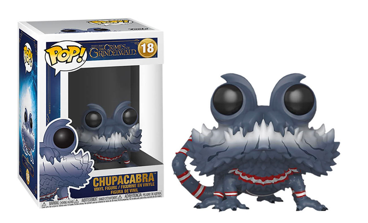 Chupacabra (Mouth Open) Pop! Vinyl