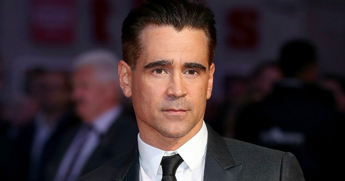 Colin Farrell cast as wizard 'Graves' in 'Fantastic Beasts and Where to Find Them'