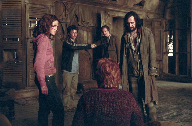 Confronting Sirius Black