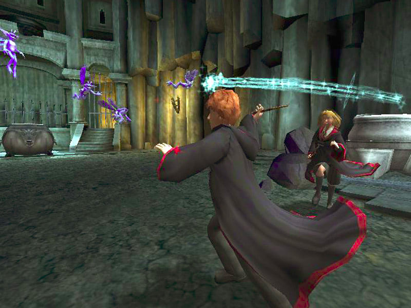 Cornish Pixies (Prisoner of Azkaban video game)