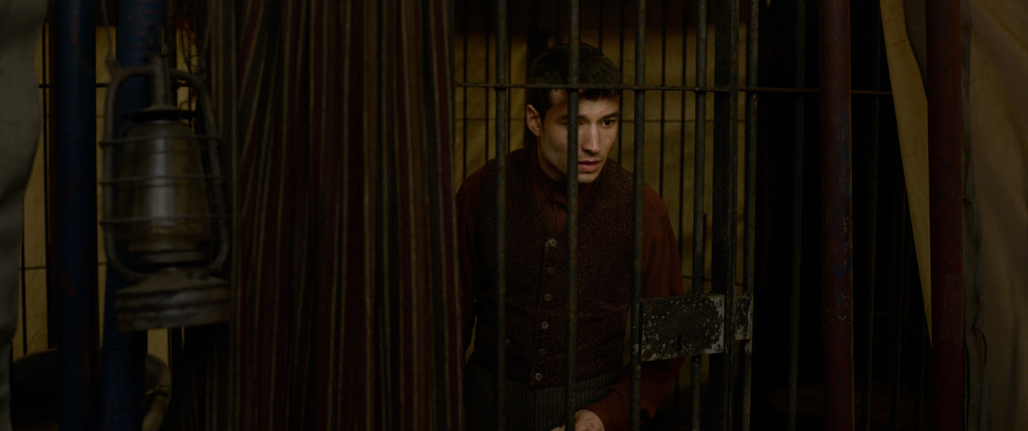 Credence is locked away
