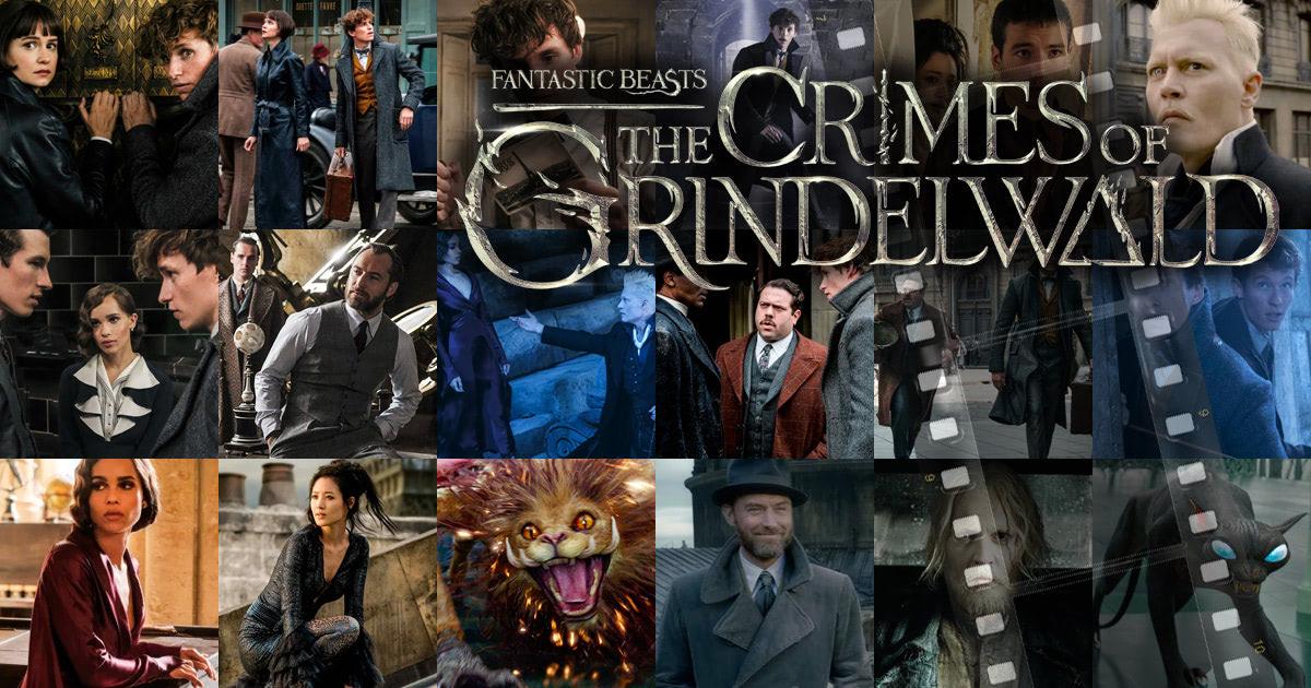 'Crimes of Grindelwald' movie stills